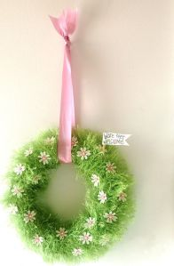 P.S. Capture the details Monday make it wreath!